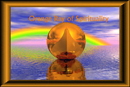 Orange Ray of Spirituality