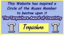 Terpsichore Award of Creativity