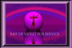 Ray of Violet for Service