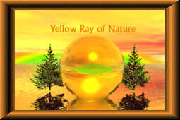Yellow Ray of Nature